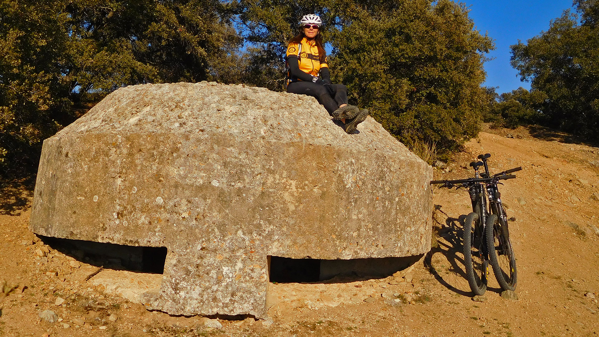 Valdemorillo - Bunkers y refugios