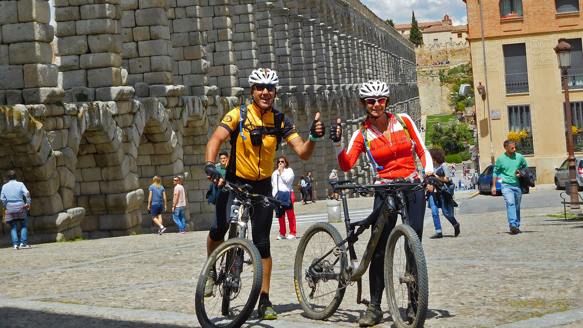 MTB Cercedilla - Segovia