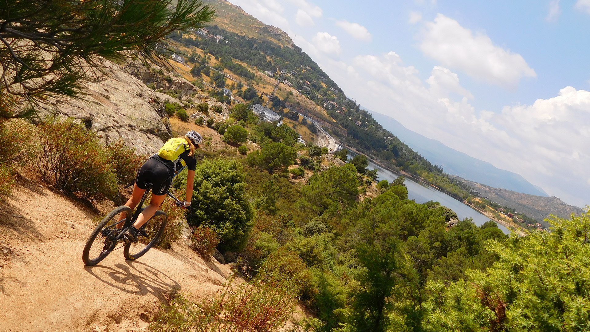 Vuelta por Navacerrada