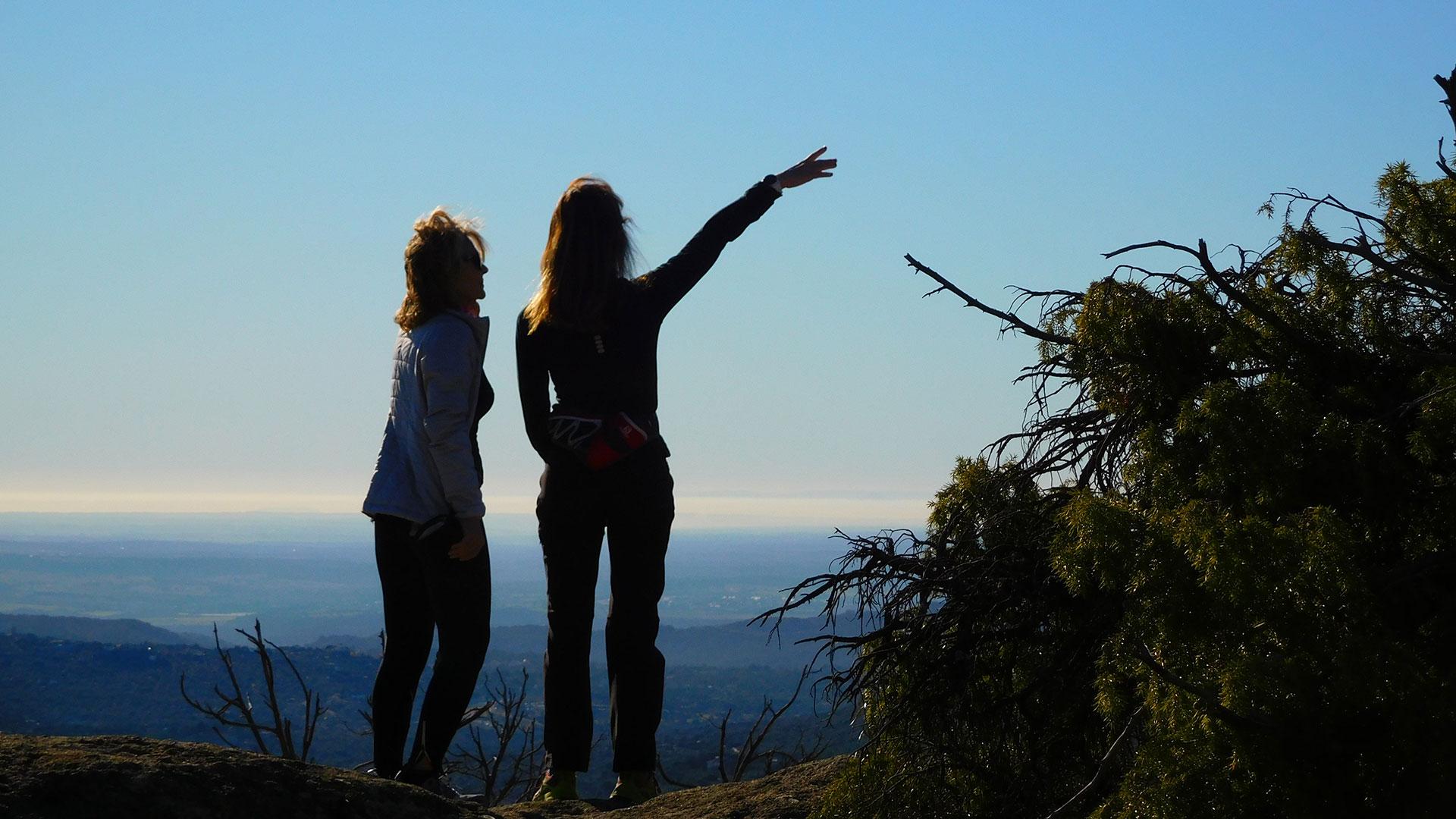 Caminata Sierra de Hoyo desde Villalba