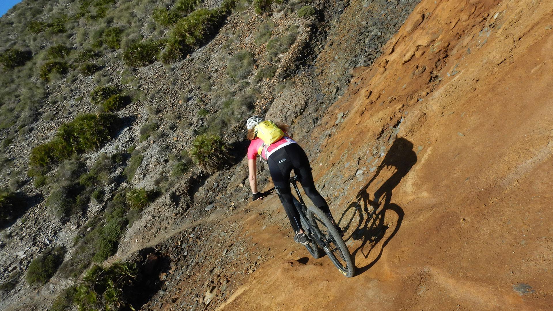 Cabo de Palos - Parque Regional Calblanque y Monte d