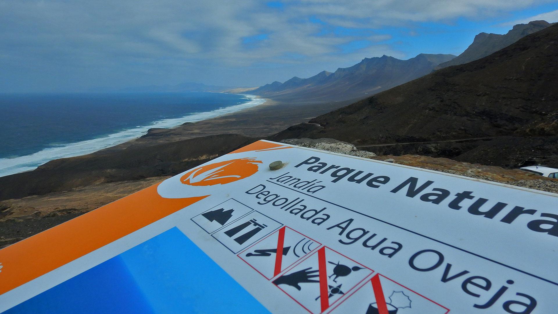 Fuerteventura Sud – Parc Natural de Jandía