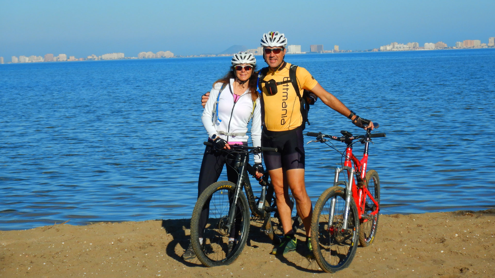 Entre Calblanque y el Mar Menor