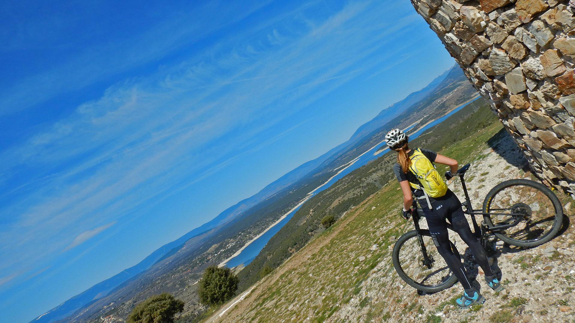 La Cabrera - Torrelaguna- Pistas y Senderos