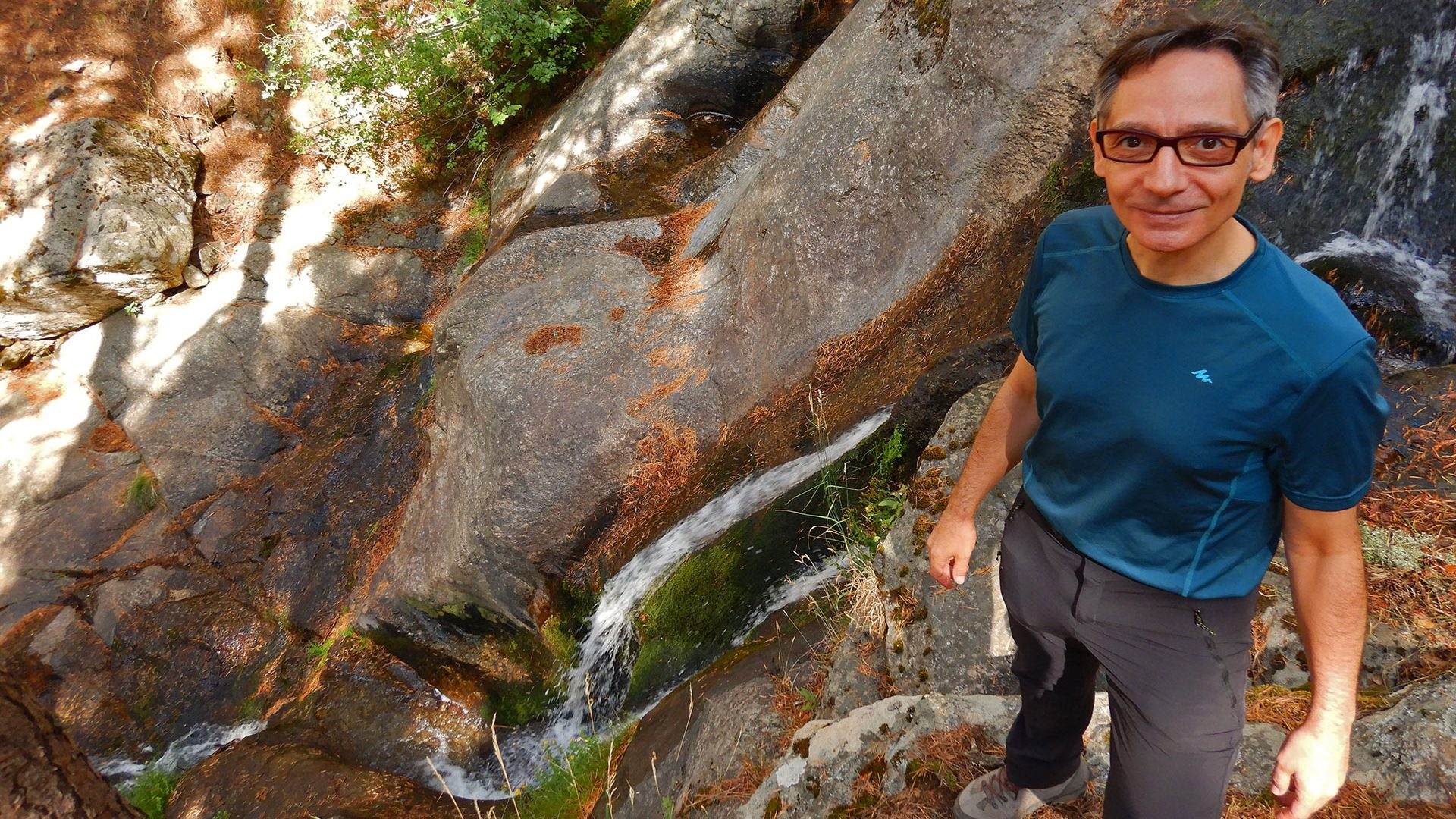 Navalhondo - CascadaChorranca - Cueva del Monje