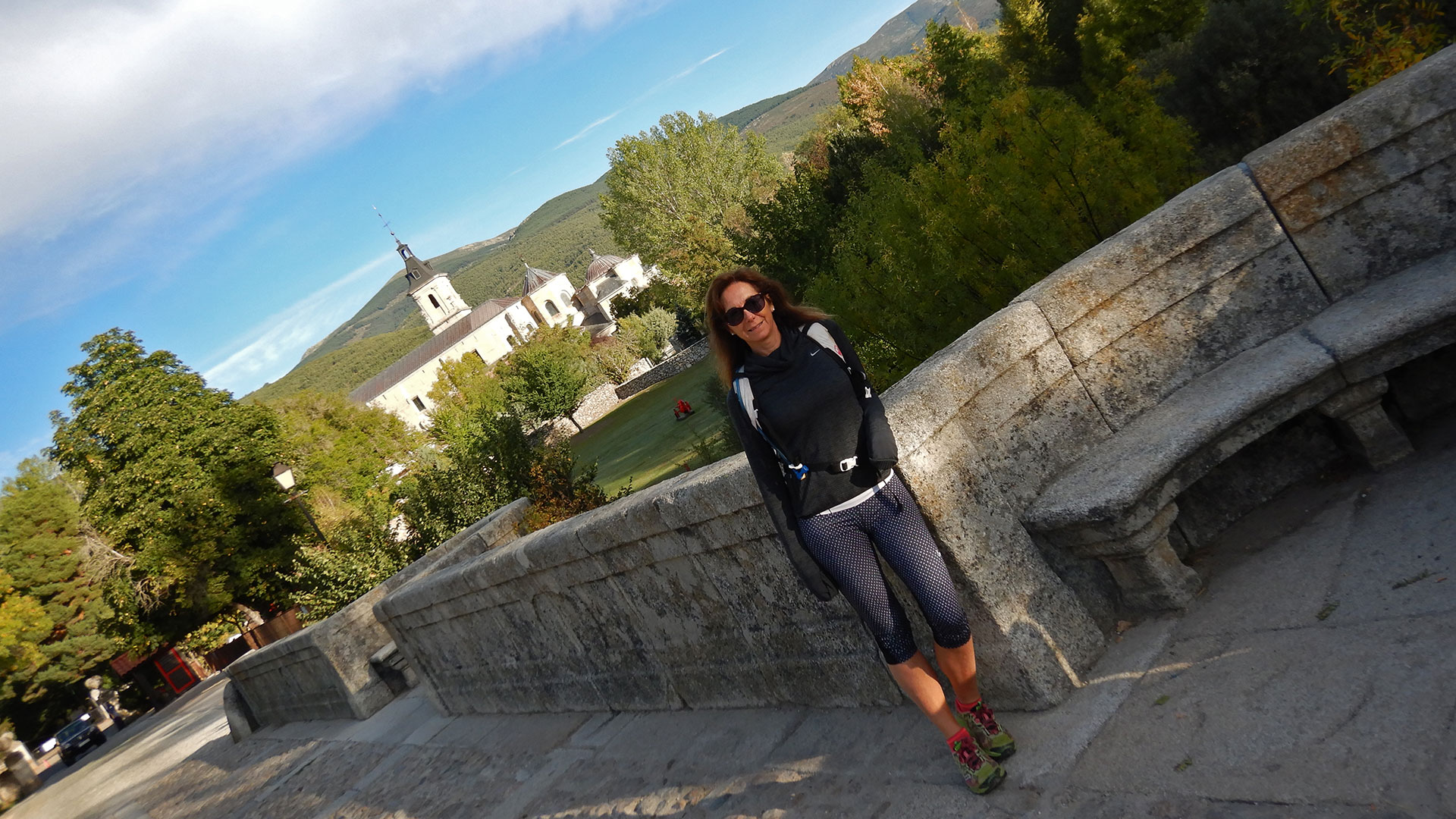 Rascafría-Puente del Perdón-Casa de la horca