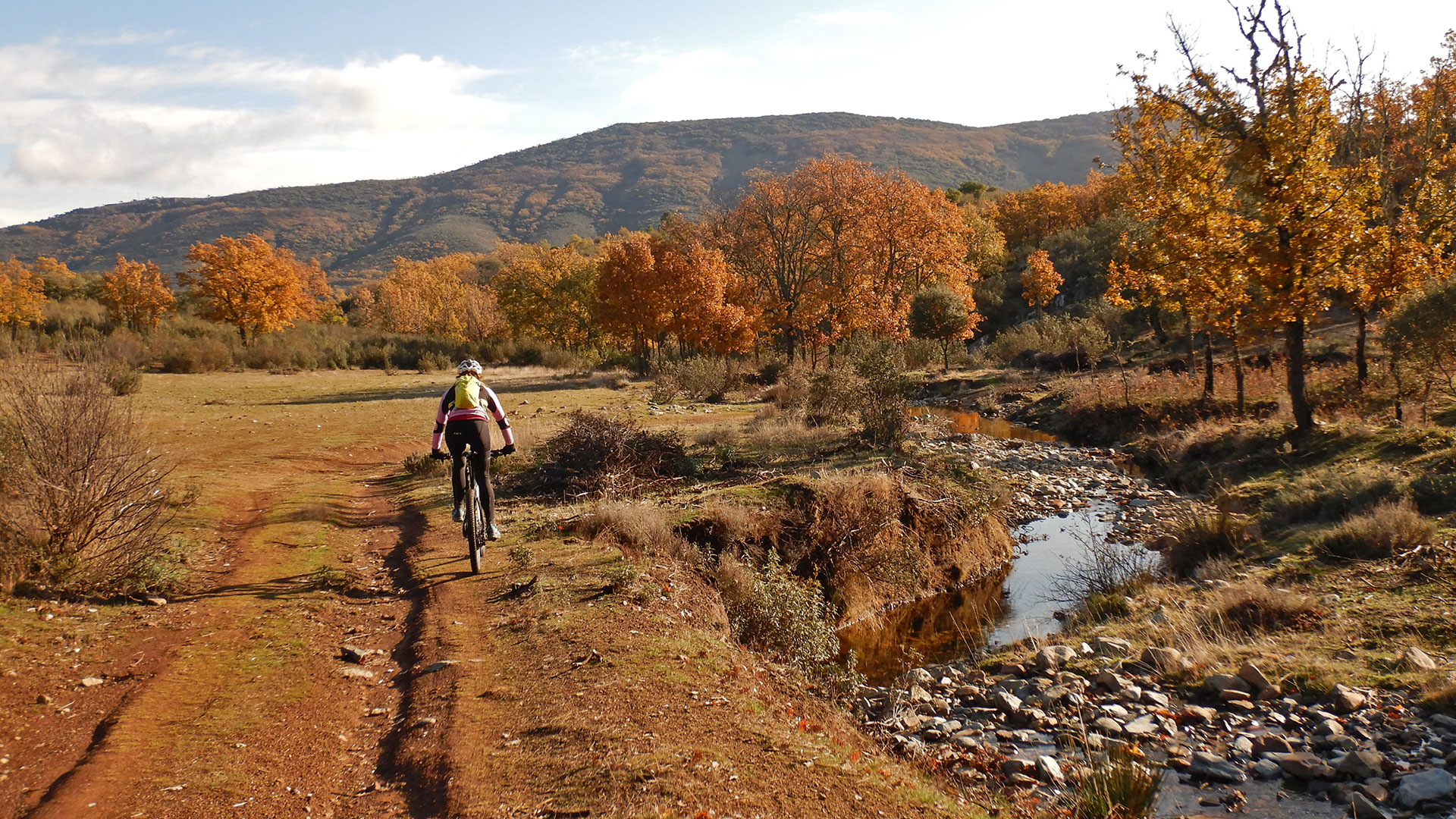 Montes de Toledo - Robledo del Buey