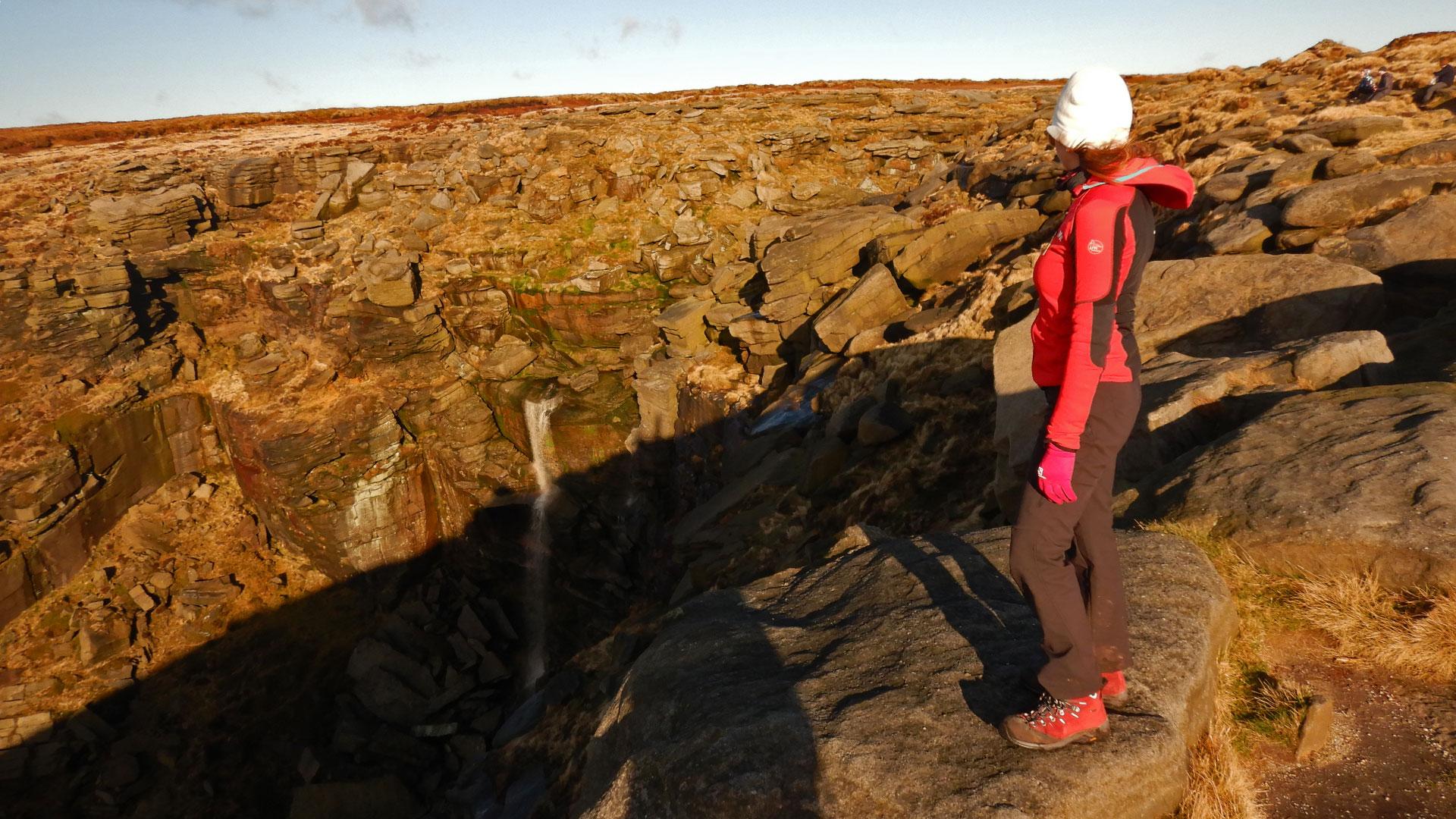 Peak District National Park & Kinder Scout