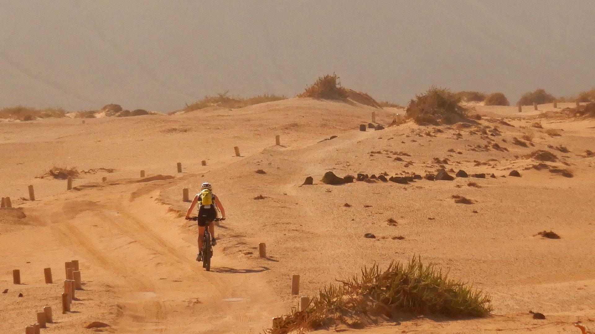 Tracks de Lava. 2ª etapa La Graciosa