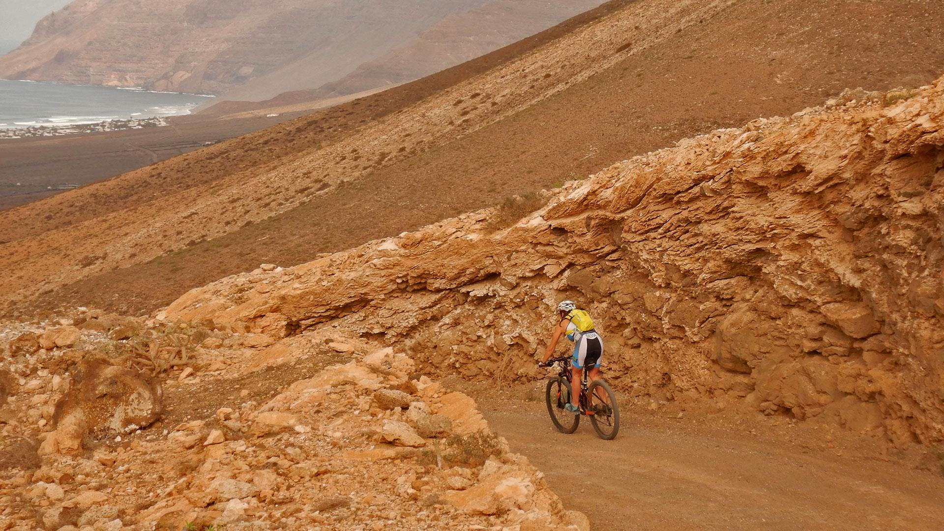 Tracks de Lava. 3ª etapa Orzola – Famara