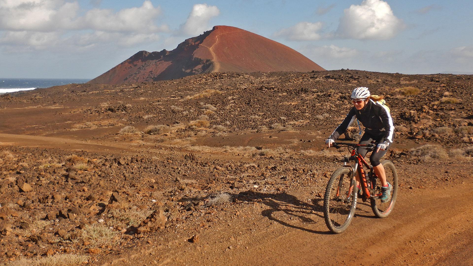 Tracks de Lava. 4ª etapa Famara – Playa Blanca