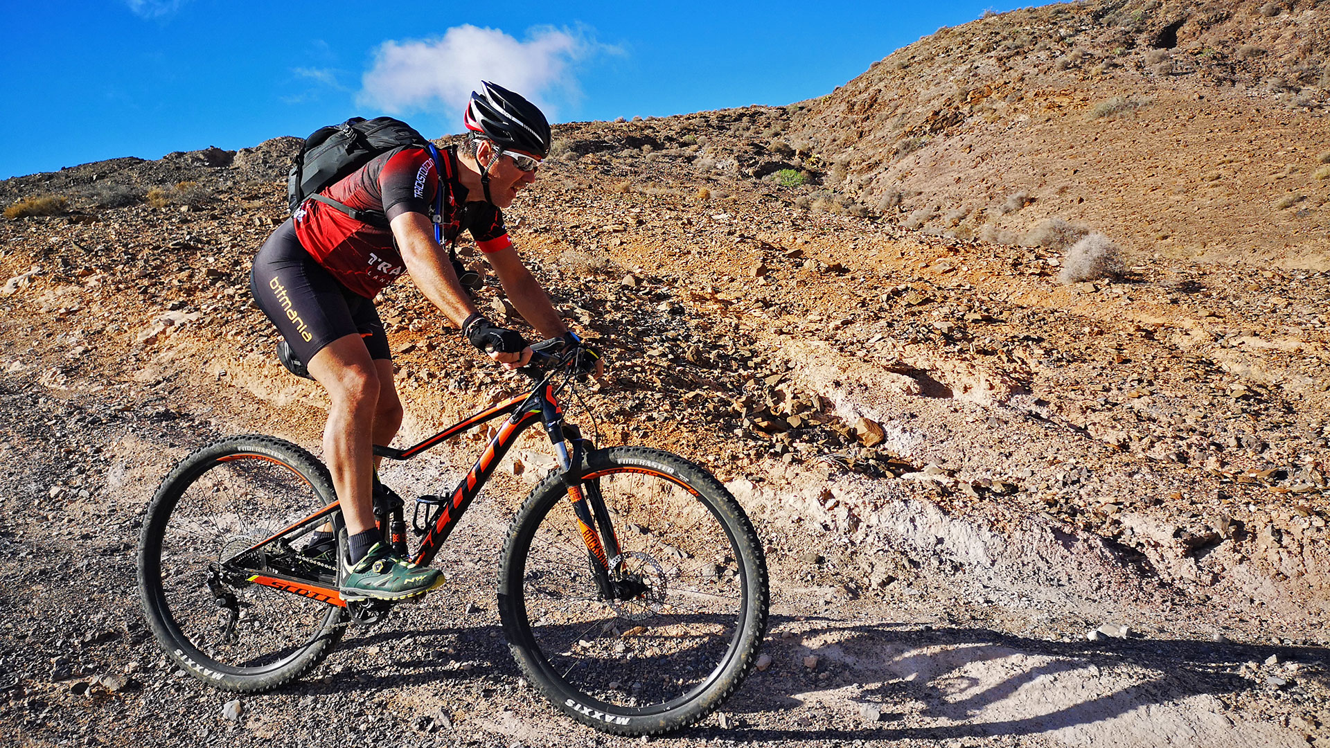 Tracks de Lava. 5ª etapa PBlanc – Pto. Carmen
