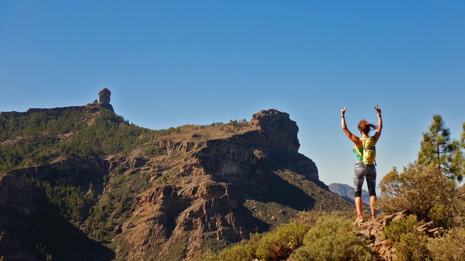 Trekking Cruz de Tejeda - Degollada Becerra
