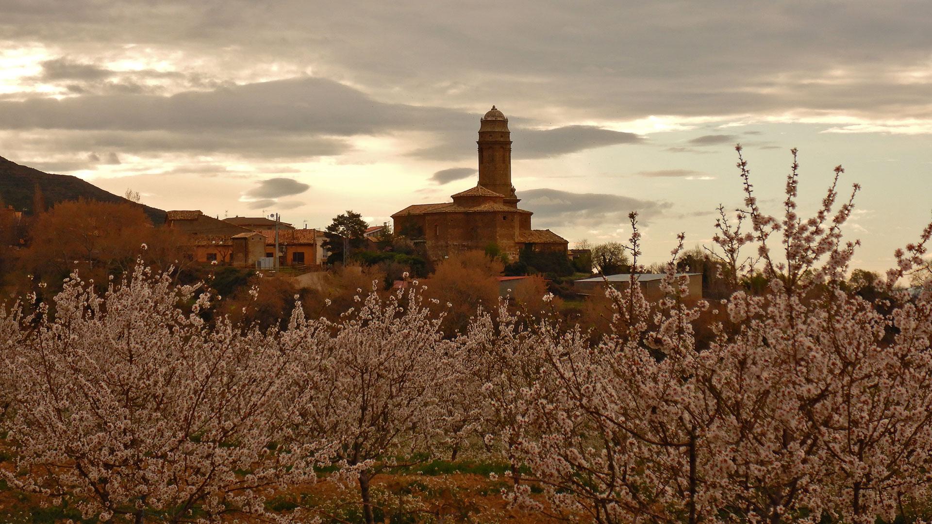 Anies-Castillo Loarre - Ermita Virgen de la Peña