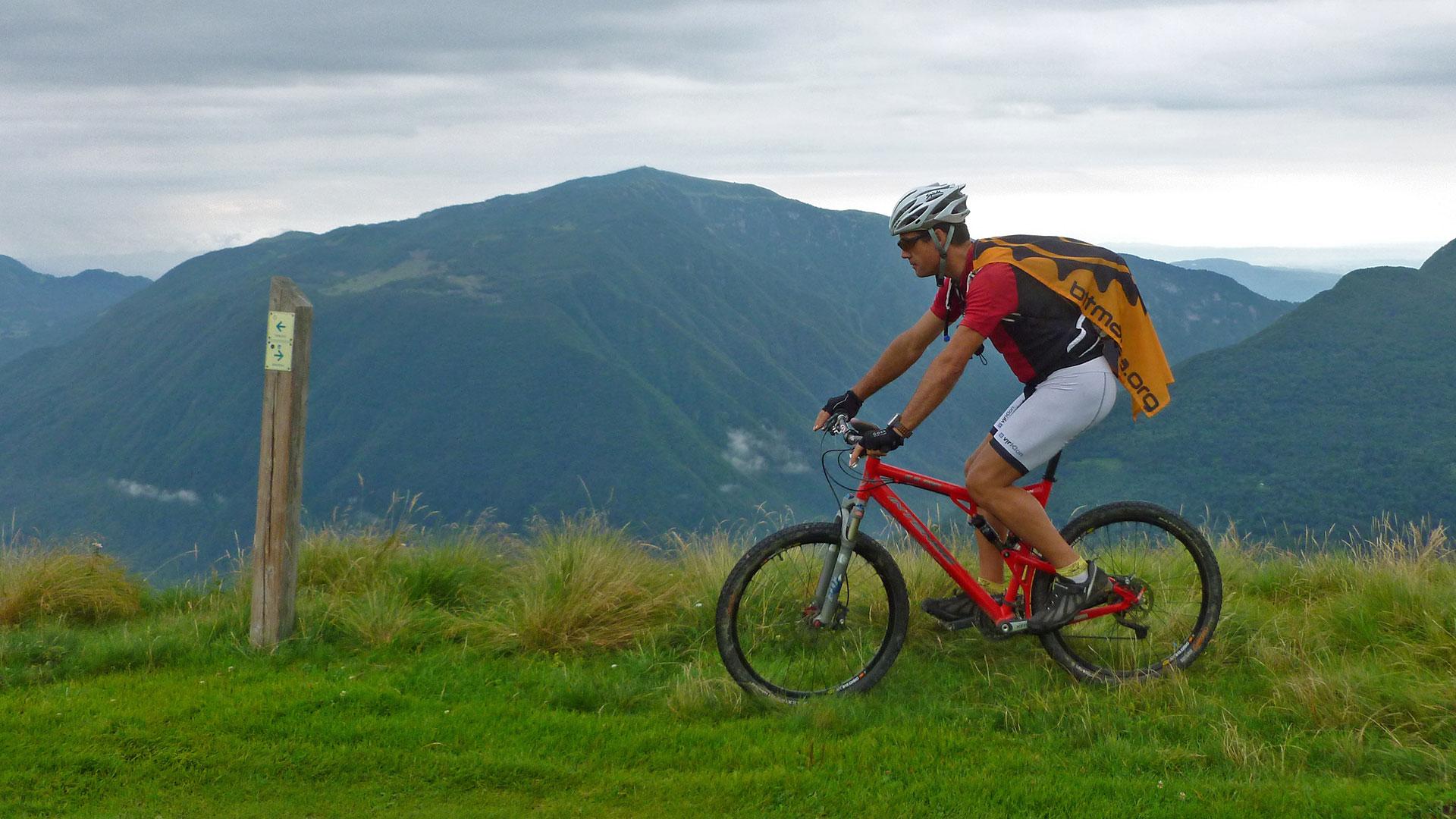 MTB Alpes Julianos - Slovenia