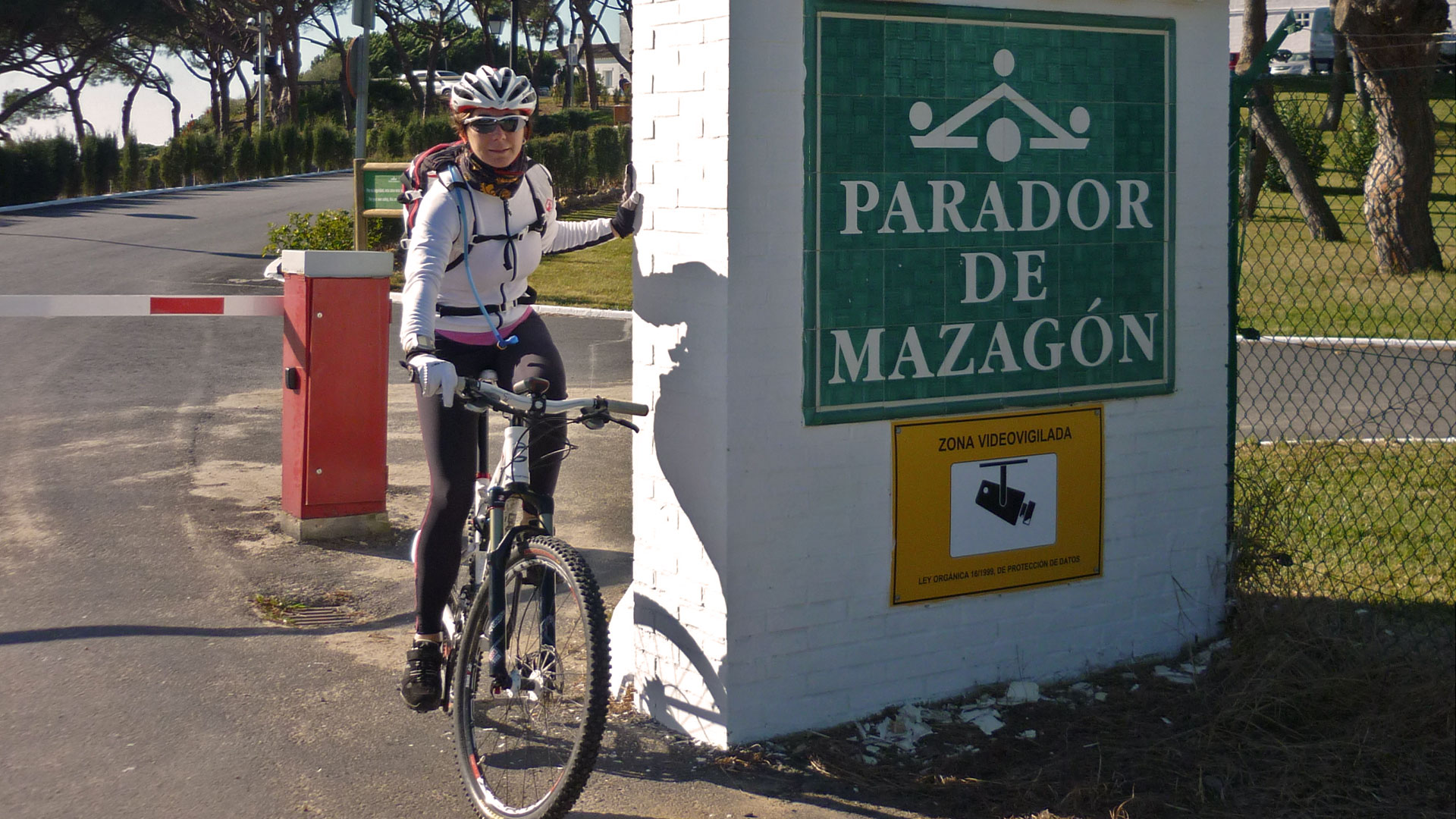 BTT Parque Natural del Entorno de Doñana