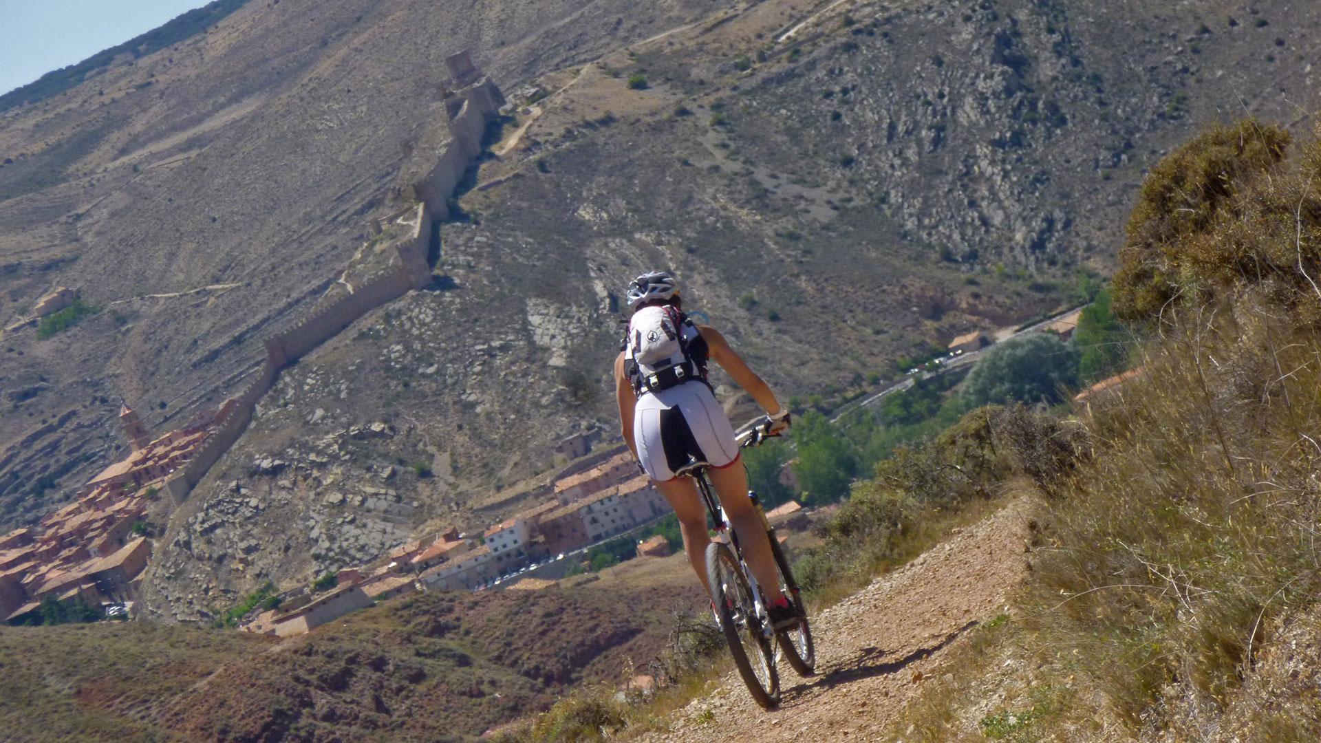 Albarracín - Pinares de Rodeno