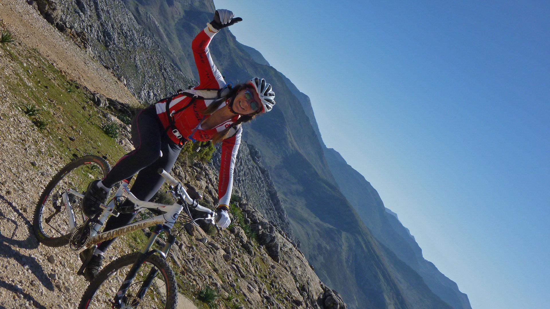 Serrania de Ronda. Ronda - Sierra de la Hidalga