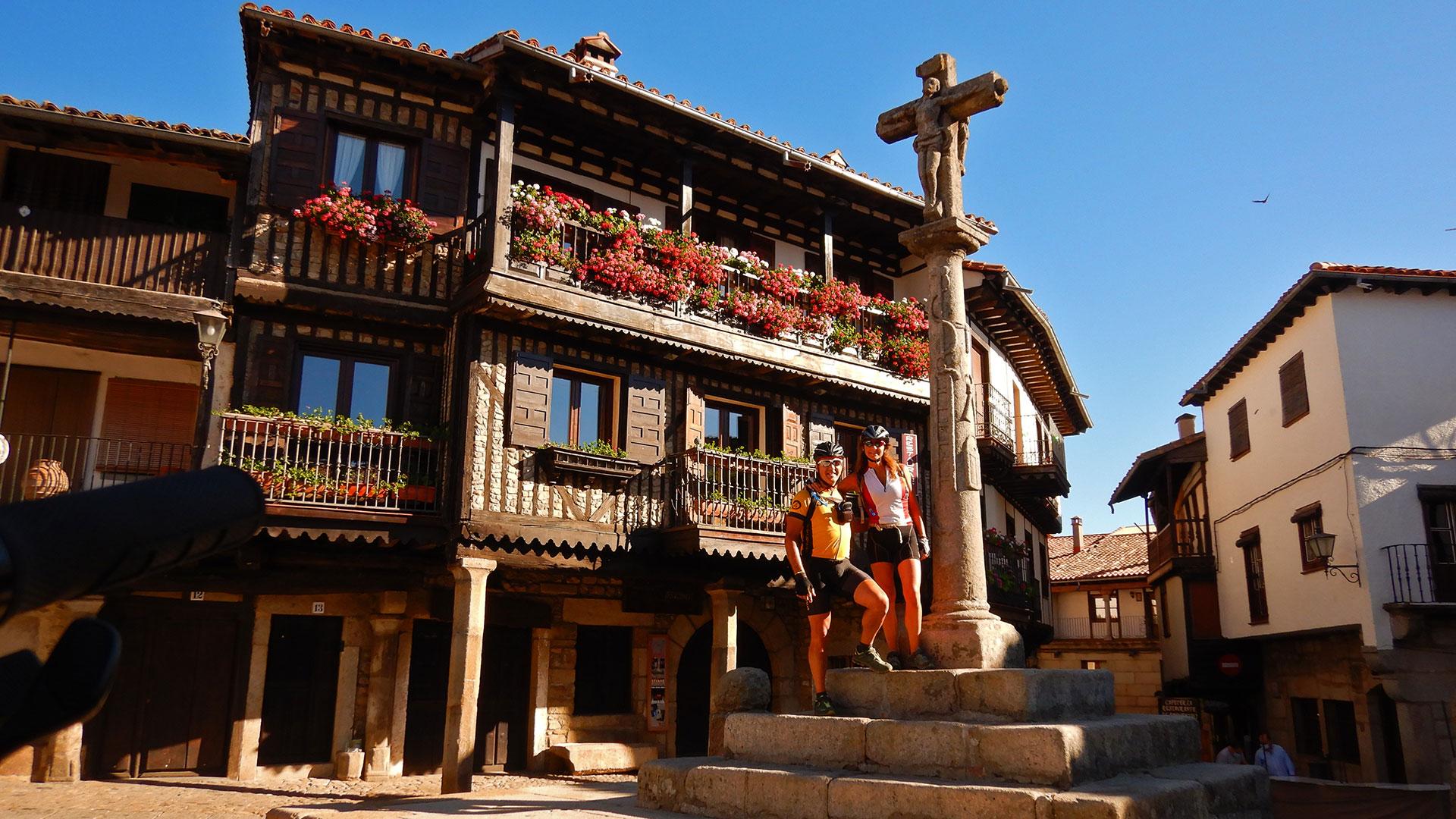 Las Batuecas. Cabaco-La Alberca–Peña de Francia
