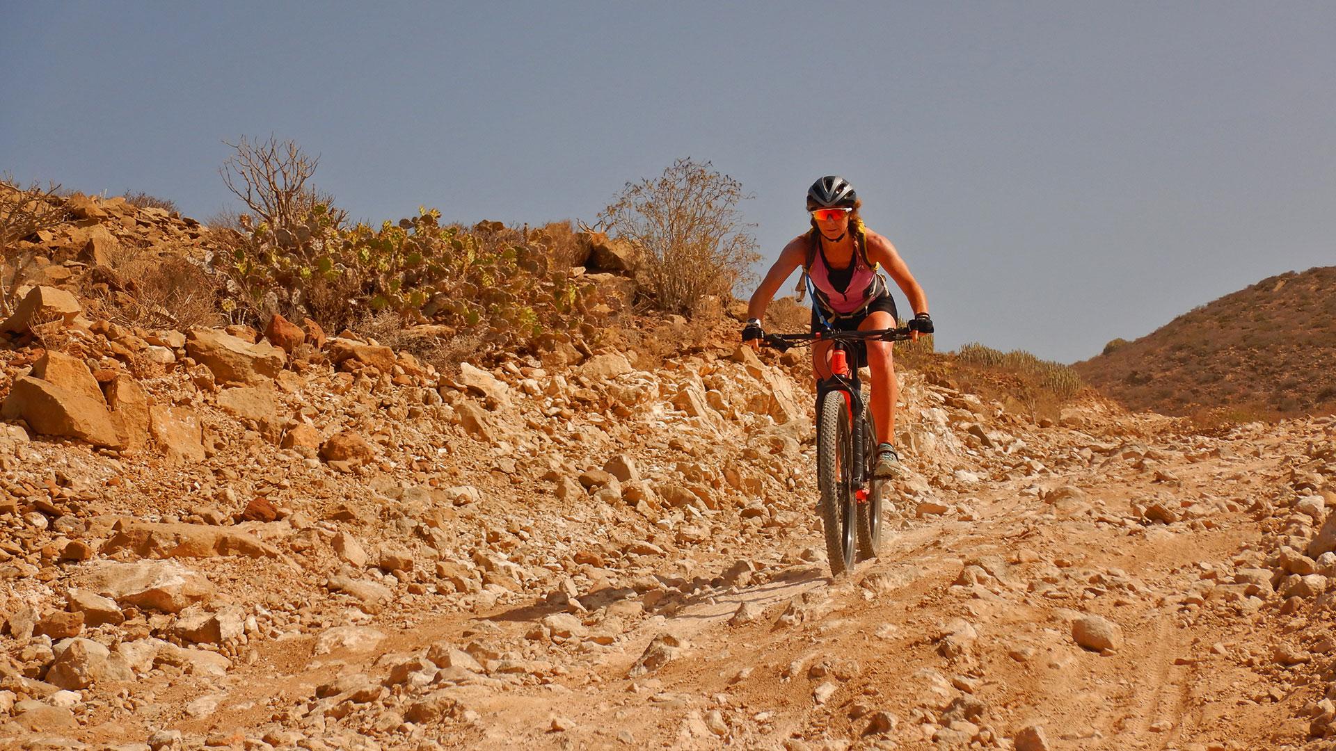 Montaña de Guaza y Malpaís de la Rasca