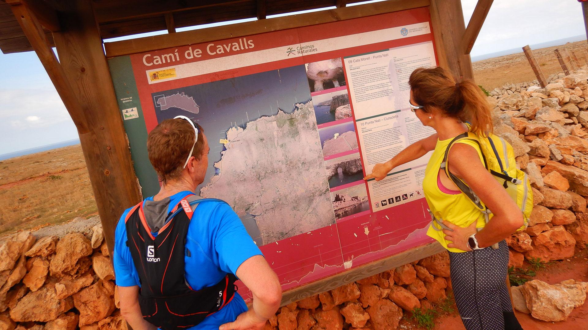Camí Cavalls. Et 9-10 Cala Morell-Ciudadella