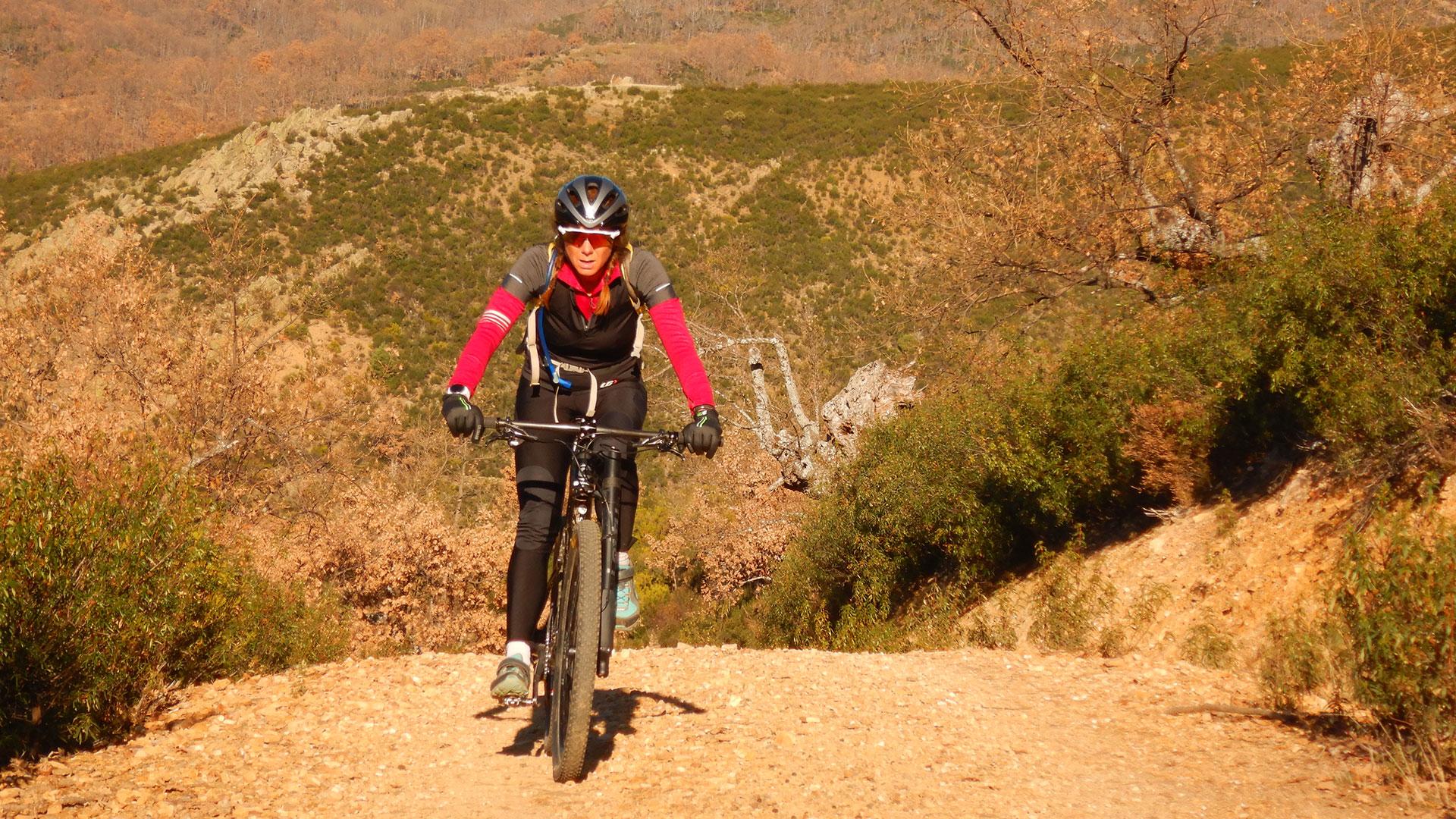 Sierra del Rincon - Puebla de la Sierra