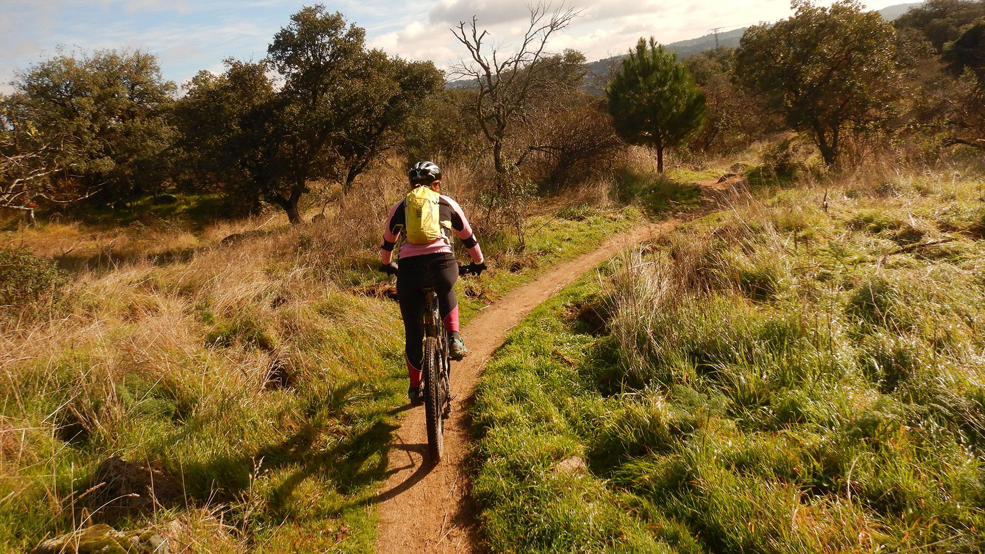 Parque Regional del Guadarrama desde Molino Hoz