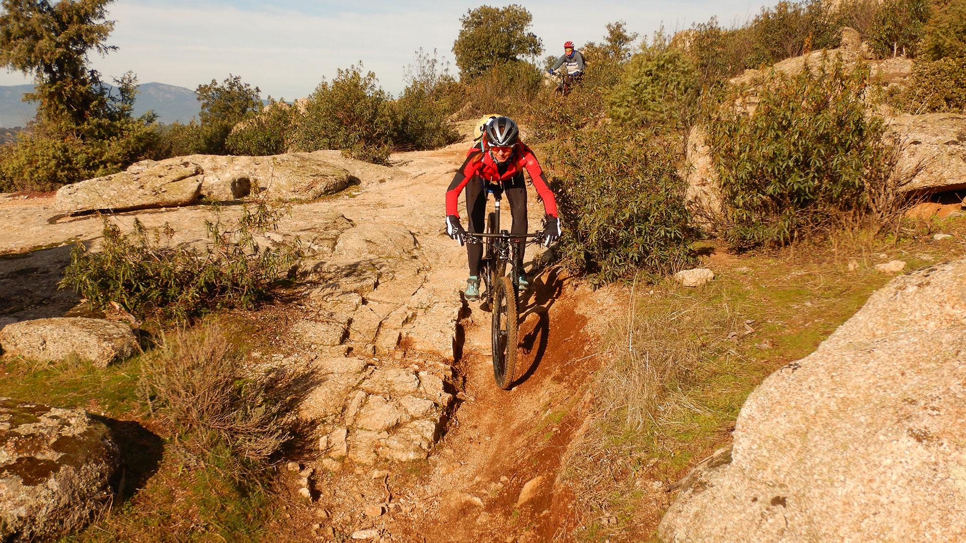 Senderos entre Collado-Villalba y Hoyo de Manzanares