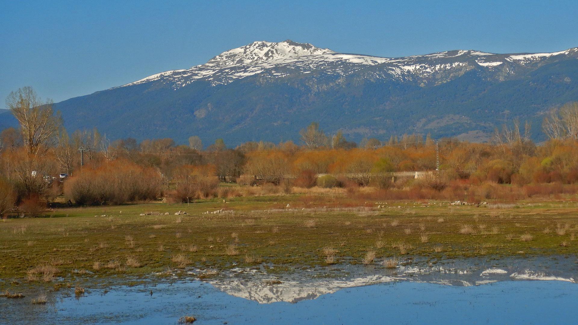 Lozoya. Embalse de Pinilla y Altos del Hontanar